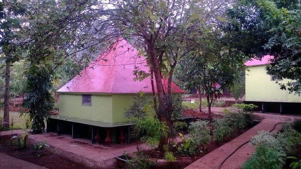 Pyramid Cottage