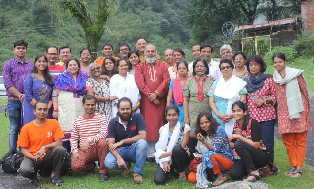 GuruPurnima group